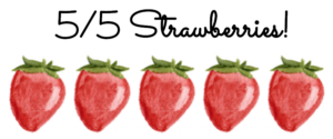 5:5 Strawberries